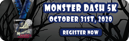 2020 monster dash banner button on 1604102400